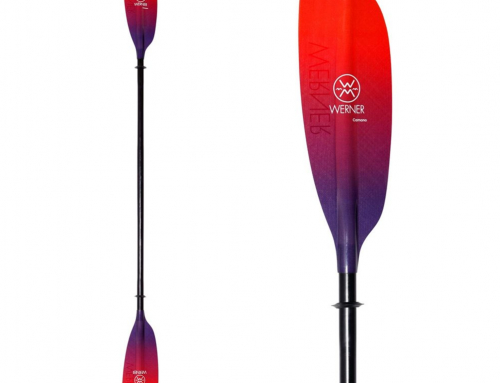 In-Depth Review of the Werner Camano Kayak Paddle