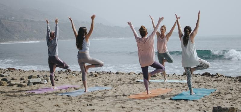 Leo Carillo California Beach